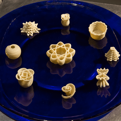 3D printers & hedonism in the future of pasta