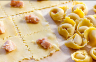 Allergens contamination in fresh pasta