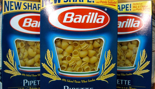 Barilla launches Blu1877