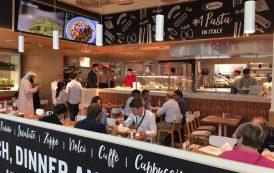 Barilla to open two restaurants in California