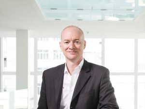 Ian Roberts is a member of the Bühler Group Executive Board