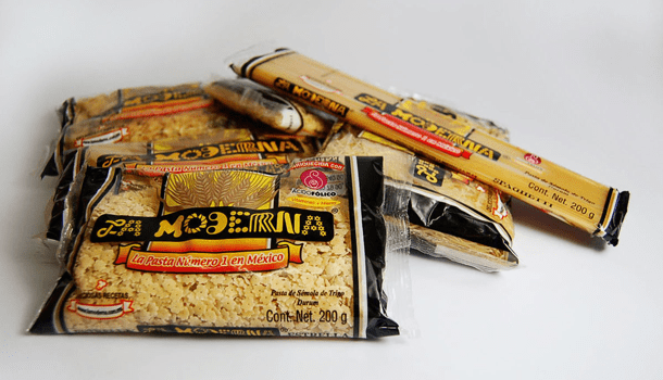 La Moderna opens pasta plant in Texas
