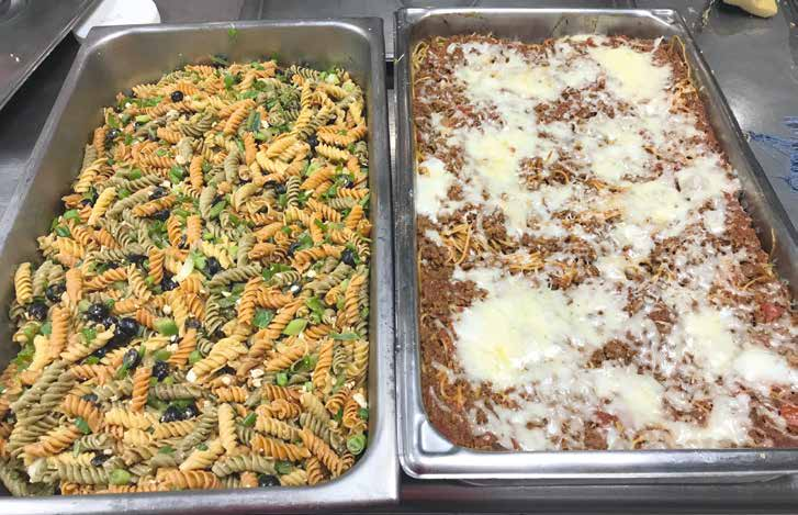Happy West Melbourne Pasta Day with Ronzoni Garden Delight pasta and Demaco