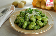 Potato gnocchi, a growing business