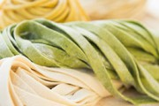 Alternative fresh pasta coeliac people