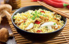 Rice pasta <em>versus</em> noodles
