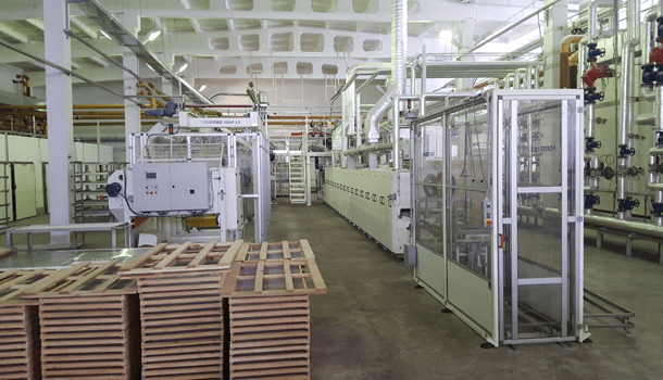 Russian pasta factory chooses Storci