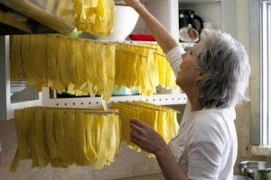 The drying phase and the quality of pasta